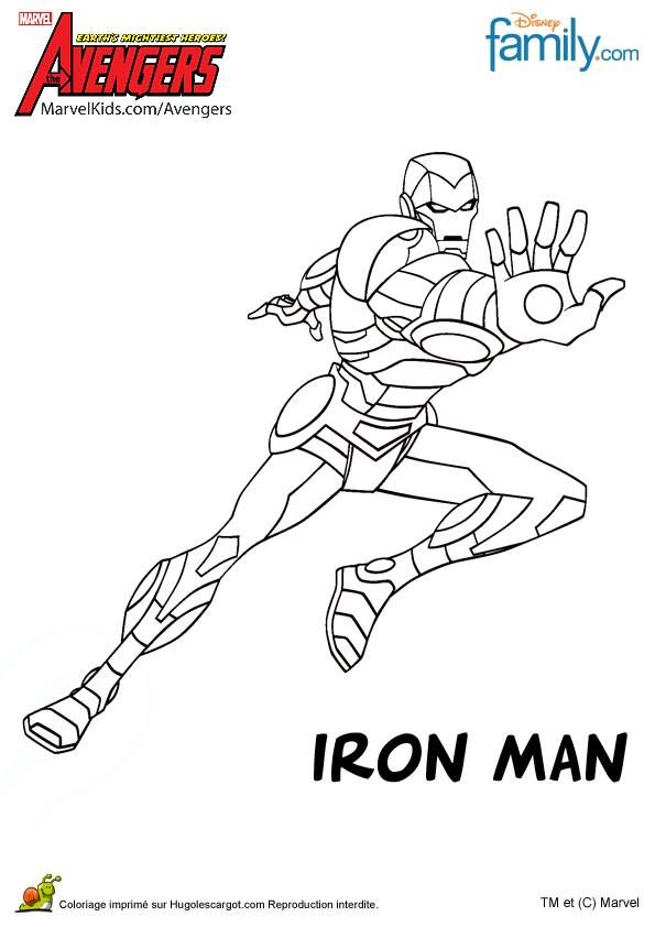 find this pin and more on coloriage avengers by marjo1001 - Avengers Coloriage