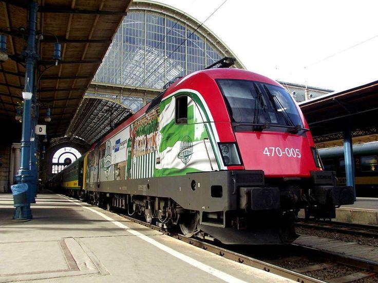 Hungarian State Railways (MÁV)