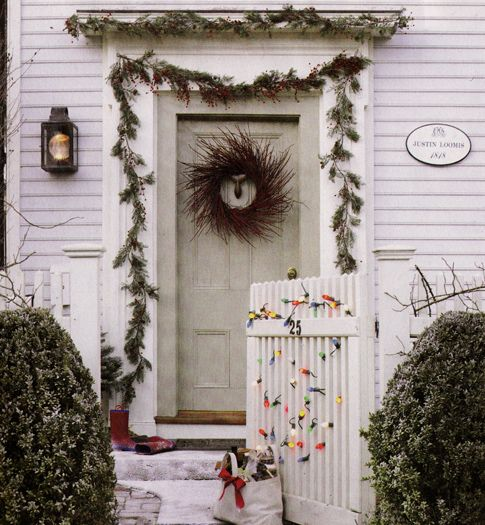 84 Best Images About Christmas Cottage On Pinterest