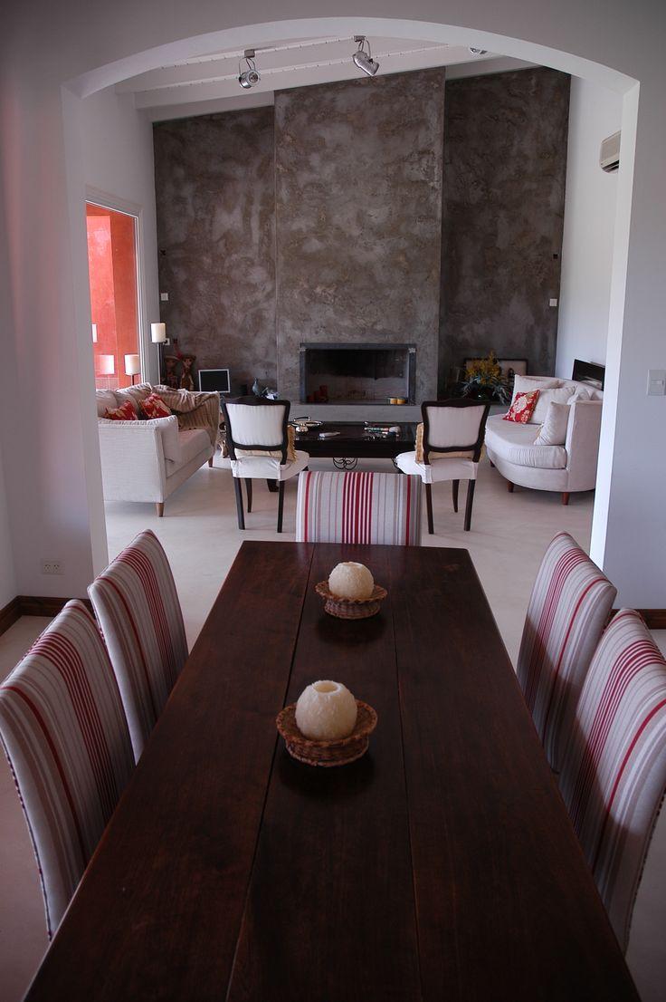 Arquitectura - Paisajismo - Ricardo Pereyra Iraola - Buenos Aires - Argentina - Casa - Comedor - Living - Detalles