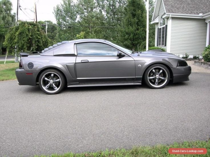 2004 Ford Mustang Mach 1 #ford #mustang #forsale #unitedstates