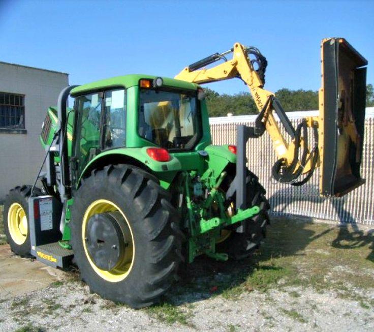 John Deere 6420 Tractor on GovLiquidation! Bidding starts at $25.