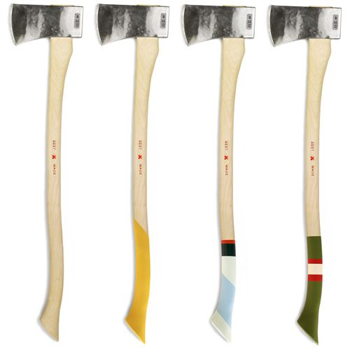 More Best Made Axes- only difference is handle paint- which can add $200 to the price
