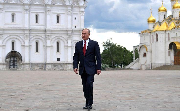 Russia Day reception • President ofRussia