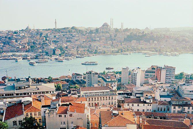 Istanbul!
