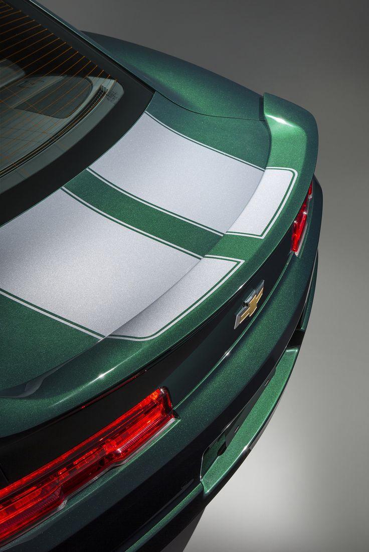 2015 Chevrolet Camaro special edition needs a name - #NameThatCamaro. Read more on Motor Authority