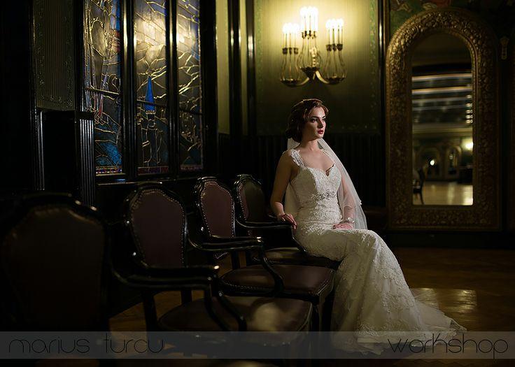 gorgeous light gorgeous bride