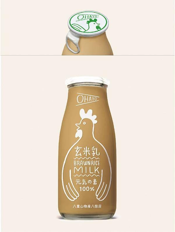 おはよう玄米乳 Brawn Rice Milk PD                                                                                                                                                                                 もっと見る