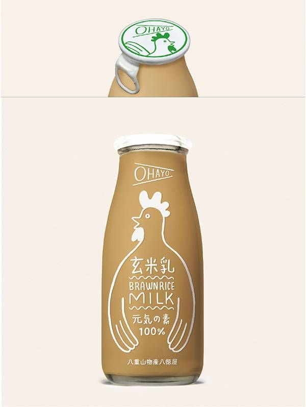 Ohayo Brown Rice Flavored Milk