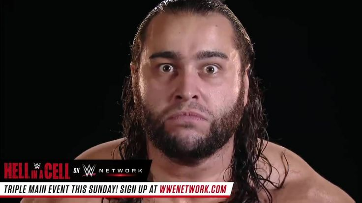 """On WWE Raw, an angry Rusev promises to take back """"his United States Championship"""" from Roman Reigns as part of our Triple Main Event this Sunday at WWE Hell in a Cell on WWE Network."""