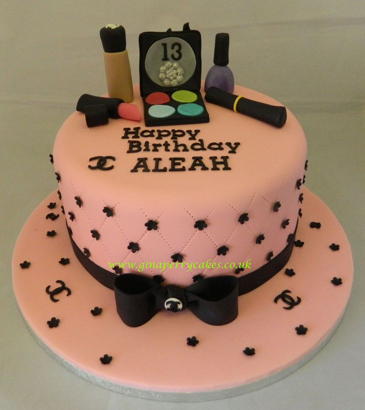 Birthday Cake Ideas For 13 Yr Old Girl : 17 Best ideas about 13th Birthday Cakes on Pinterest ...