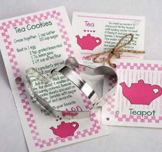 ANN CLARK~TEAPOT~ tin cookie cutter~MADE IN USA (NEW)