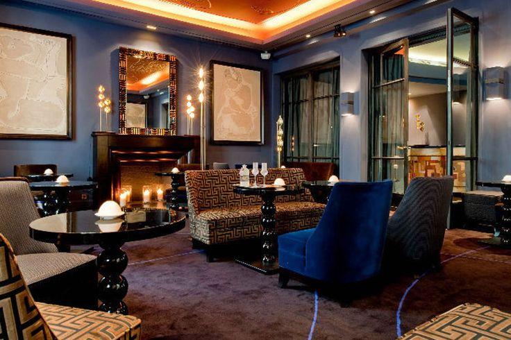 Le Burgundy Paris, a boutique hotel in Paris