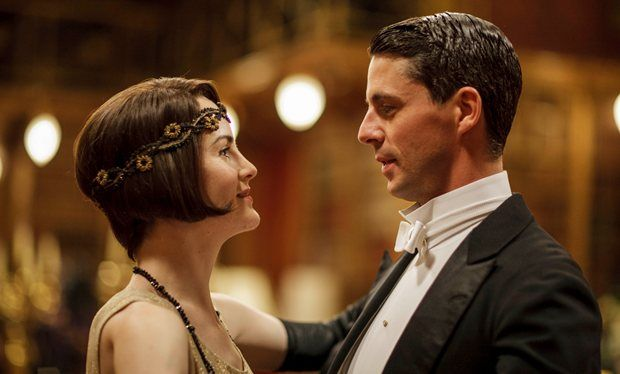 Matthew Goode as Lady Mary's potential new love interest? Downton Abbey Series 5 Christmas Special