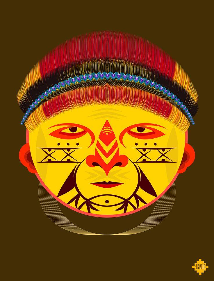 """Achuar, Ecuador  /////////////////////////////////////////////////////////////  Los achuar son un pueblo indígena americano perteneciente a la familia jivaroana como los Shuar, Shiwiar, Awajunt y Wampis(Perú). Ocupantes de la zona amazónica fronteriza entre Ecuador y Perú, a lo largo de los ríos Pastaza, Huasaga, Corrientes y Tigre. El vocablo """"Achuar"""" tiene su origen en el nombre de las grandes palmeras llamadas """"Achu"""" que existen en los diversos pantanos que ..."""