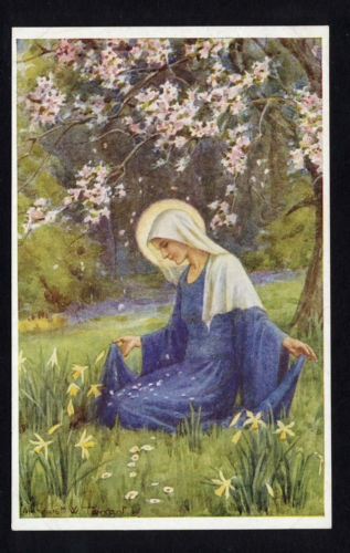 Divine Mother, Mary....Madonna of the Meadows