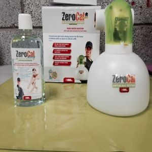 Water Anti Scale System | ZeroCal Descaler Fits on water supply at point of entry of home and removes scale from water meaning lower energy bills and a longer life for your boiler and electrical appliances. Alarm sounds when Zerocal liquid needs to be replaced