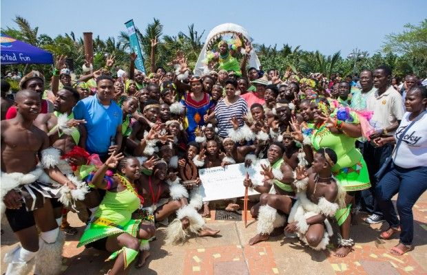 2015 uShaka Marine World Zulu Dance Champions