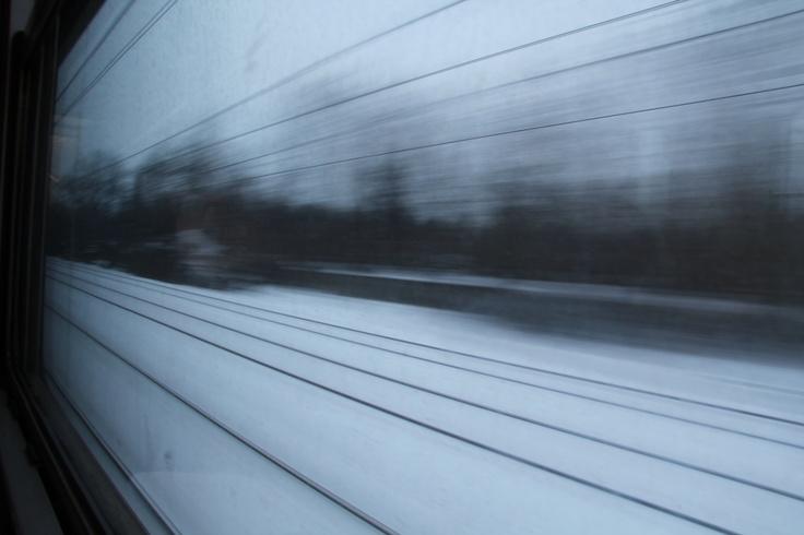 Alessandria in treno