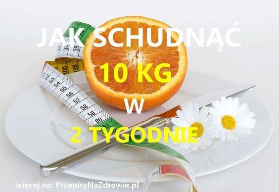 Jak schudnąć 10 kg w 2 tygodnie cwiczenia