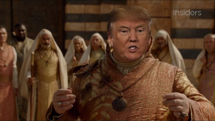 This Amazing Video Imagines Donald Trump as a 'Game of Thrones' Character