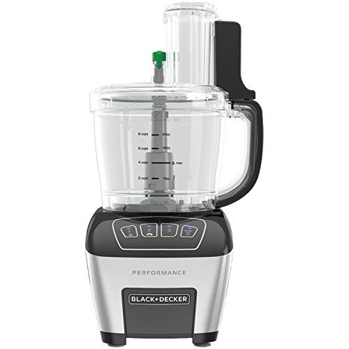 Special Offers - Cheap BLACKDECKER FP6010 Performance Dicing Food Processor Digital Control Food Processor Stainless Steel - In stock & Free Shipping. You can save more money! Check It (September 27 2016 at 11:54AM) >> http://standmixerusa.net/cheap-blackdecker-fp6010-performance-dicing-food-processor-digital-control-food-processor-stainless-steel/