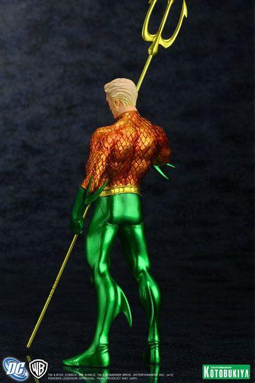 Figura Artfx+ Aquaman New 52