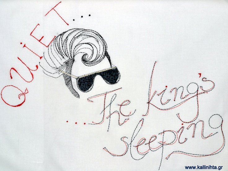 Pillowcase for little Kings ...