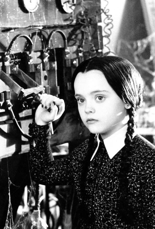 vintagesalt, The Addams Family (dir. by Barry Sonnenfeld, 1991)