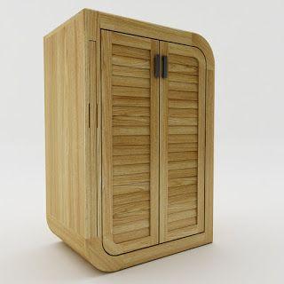 i am concept: Cabinet Multifungsi