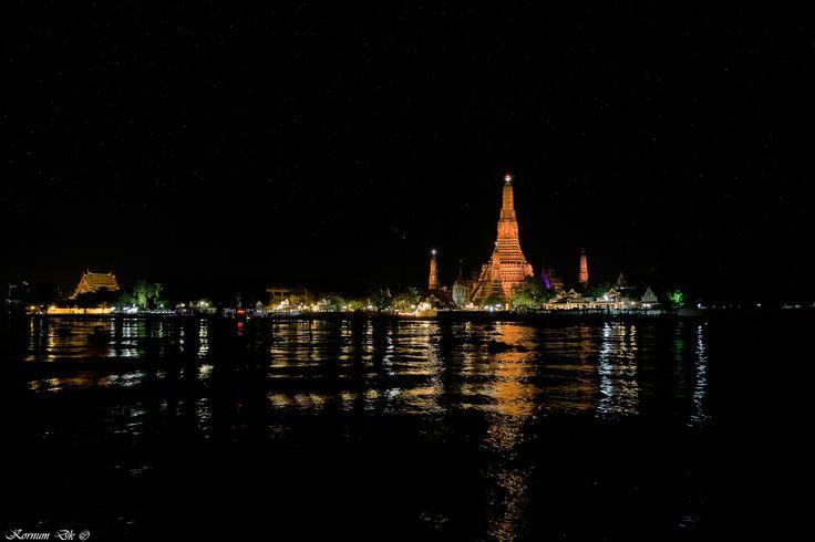 Wat Arun by Bo Kornum on 500px