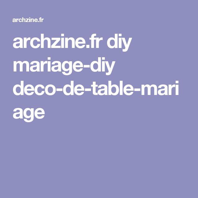 archzine.fr diy mariage-diy deco-de-table-mariage