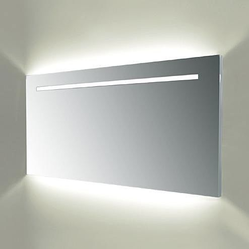 Large Bathroom Mirrors UK with Lights