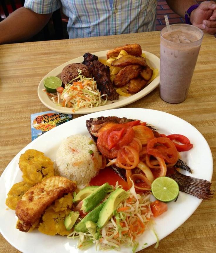 Pescado Frito Cacao | COMIDA COLOMBIANA | Pinterest