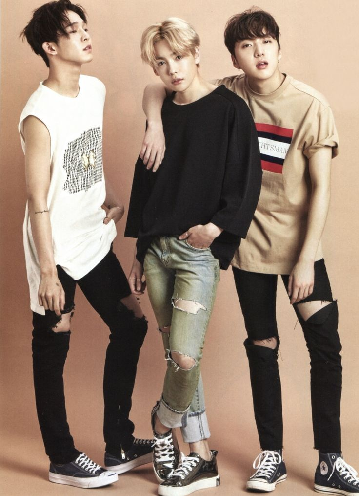 Taehyun, Jinwoo, Seungyoon | InStyle Korea June Issue '16