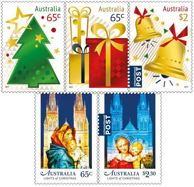 christmas 2017 stamps australia 2017 christmas stamps pinterest christmas 2017 and stamps