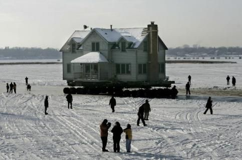 There are only a few types of houses in mn i haven 39 t been for Ice fishing minnesota