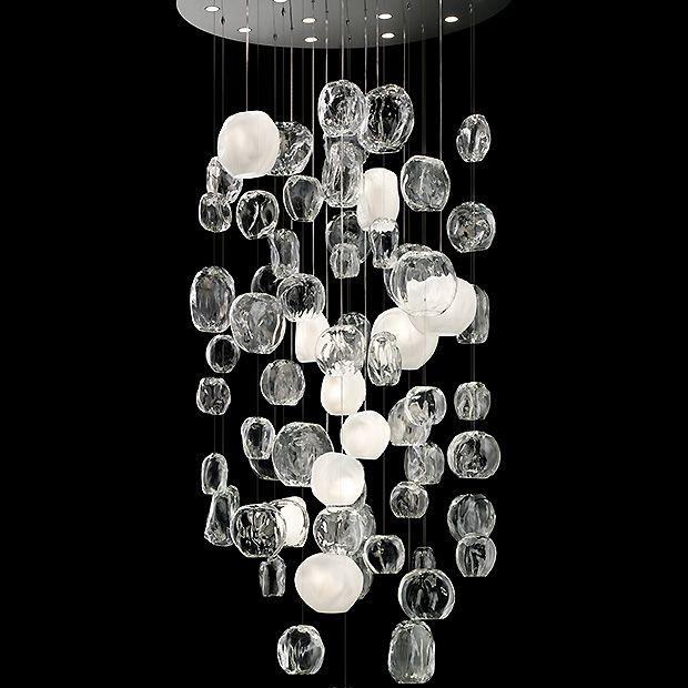 Exceptional Hanami By Barovieru0026Toso. Glass ChandelierDaily InspirationCeiling ...