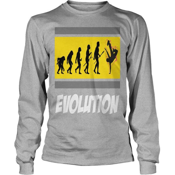 Break Dancers Gift Tee Evolution Of Dancing #gift #shirt #ideas #popular #hot #best #mother #mothersday #1000mothersdaygiftideas #grandma #grandmother