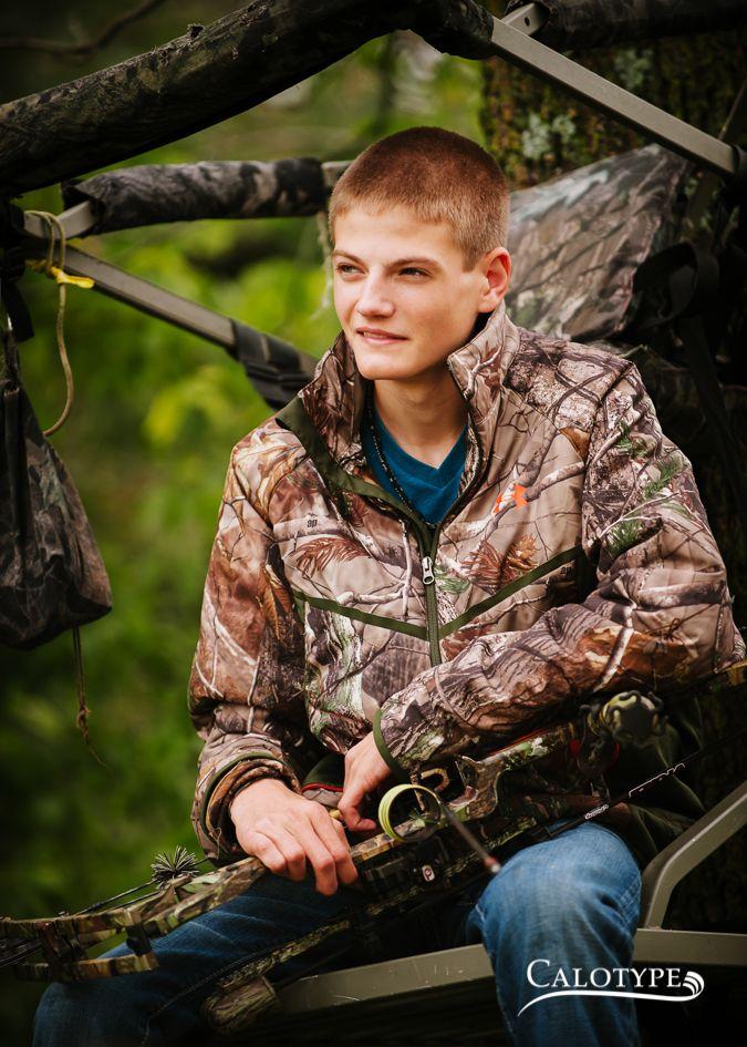 Camp senior photo for Hunter?