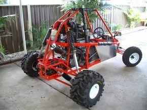 ¿Alguna vez has pensado construir Tu propio Bugui (Buggy) Go- Kart Arenero? Ahora puedes hacerlo con la ayuda de nuestros planos fáciles d...