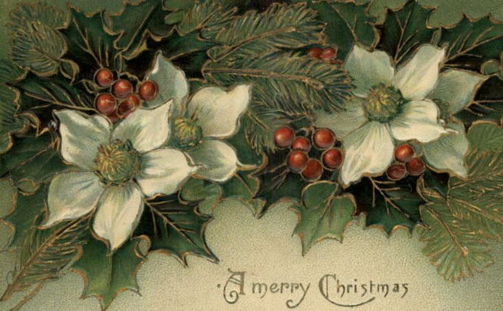 Vintage Christmas Images | Public Domain | Condition Free: