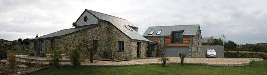Architects: Sanders Pepper Smith Location: Stithians, Cornwall, England Project Year: 2009 Photographs: Paul Woy Design & Access