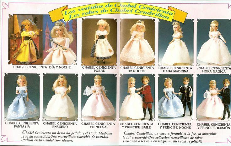 Chabel - Los vestidos de Chabel Cenicienta