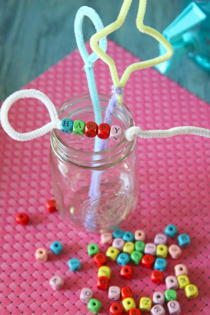 make your own bubble wands out of pipe cleaners create all kinds of shapes and then decorate. Black Bedroom Furniture Sets. Home Design Ideas