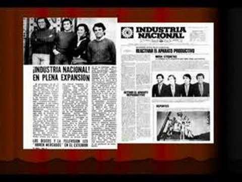 Industria Nacional - La tarde que te ame, 1972