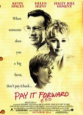 Заплати другому / Pay It Forward (2000) [HD 720]