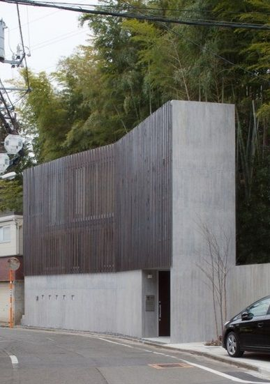 House, Inokashira, Japan by Studio NOA.