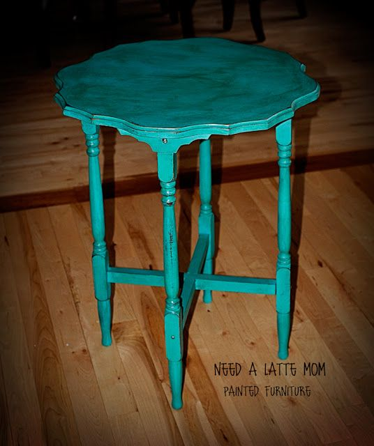 Need A Latte Mom: A little bit of Florence Chalk Paint