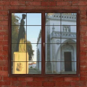 Today's Advent Calendar window opens to a view of Beja, a city with a history of conquests: http://bit.ly/1MWgXDy. Don't forget to come back to see where the next #WindowsOfPortugal will open to!